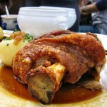OHD Roasted Pork Shank
